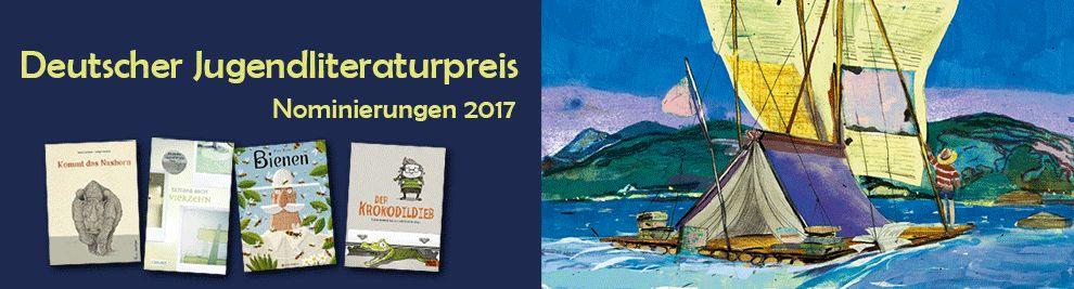 Jugendliteraturpreis 2017